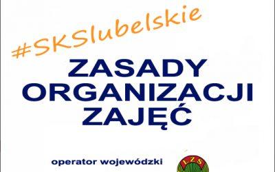 Zasady organizacji zajęć SKS lubelskie