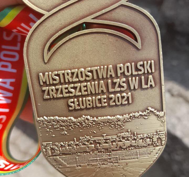 15 medali Mistrzostw Polski LZS dla lubelskiego!